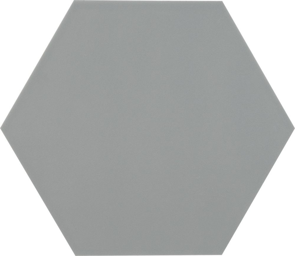 Tagina Details Grey Hex Matt Floor Field Настенная плитка